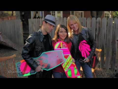 Back to the Future Part II | Hoverboarding 101 | We're Going Back Event | 2010