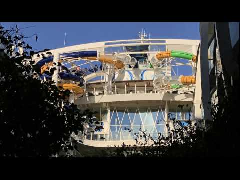 Harmony of the Seas - 7 Night Eastern Caribbean Cruise - Embarkation Day