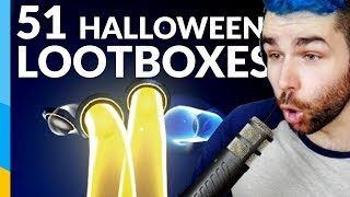 51 Halloween box opening - I have everything now!