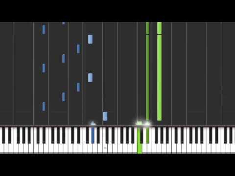 2NE1 - COME BACK HOME Piano Cover ( Sheet Music + MP3 )