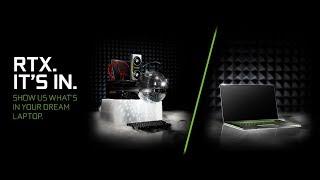 「GeForce RTX ノートPC 」- 理想のノート PC コンテスト (字幕付き)