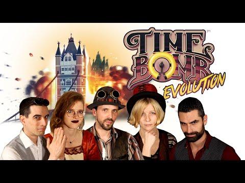 Time Bomb Evolution, la partie ! 💣🕑