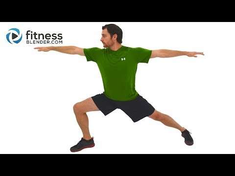 Total Body Warm Up Cardio - 5 Minute Warm Up Workout