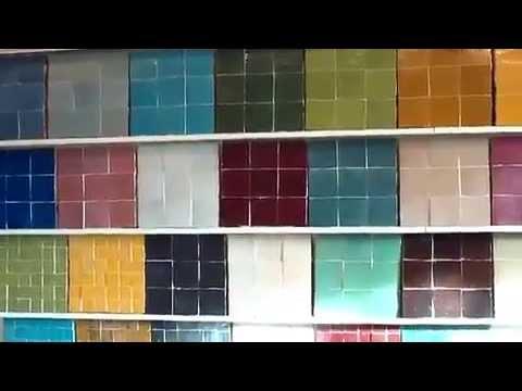 Moroccan Tiles Moorish Tiles Zillij Tiles Zellige Fez