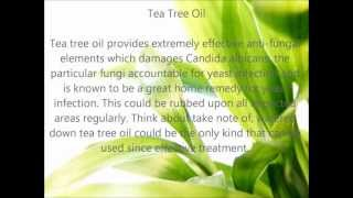 Yeast Infection Home Remedy - Cure The Problem Naturally