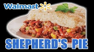 Walmart Frozen Shepherd's Pie - WHAT ARE WE EATING?? - The Wolfe Pit