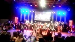 HTL Wels Ball 2014 - Mitternachtseinlage