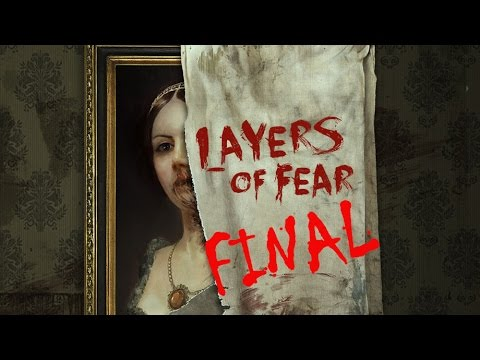 Layers of Fear: Trial and Error - Final