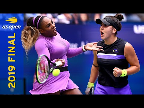 Bianca Andreescu Vs Serena Williams Full Match | US Open 2019 Final