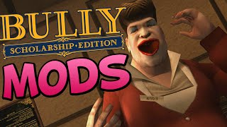 Bully Scholarship Edition Mods Funny Moments (SEXIEST VIDEO EVER!)