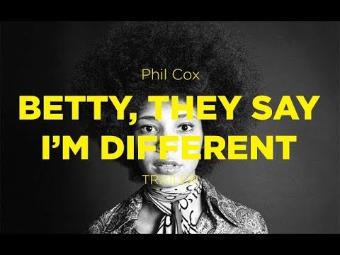 Indiemusic2018 trailer betty they say im different phil cox indiemusic2018 trailer betty they say im different phil cox thecheapjerseys Image collections