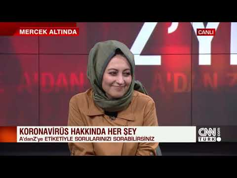 6 Nisan 2020 - A'dan Z'ye - CNNTürk