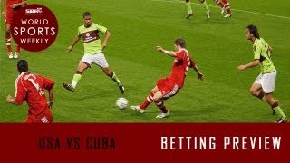 USA vs CUBA Group C | CONCACAF Gold Cup 2013