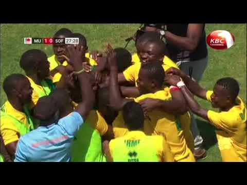 Mathare United on top of KPL after beating Sofapaka 3-1