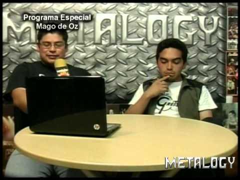 Metalogy - Especial Mago de Oz Pt 1