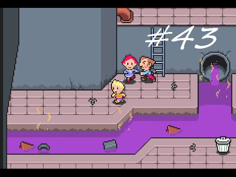 Let's Play Mother 3 #43 - Sewer Slumming