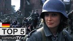 TOP 5: Deutsche Kriegsfilme