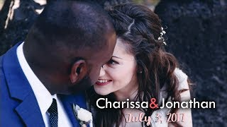 Charissa & Jonathan: Wedding Highlight Film at Deer Park Villa in Fairfax, CA
