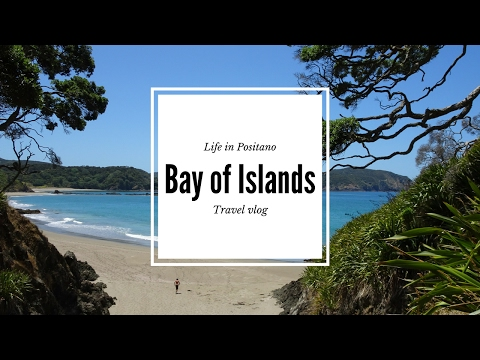 VLOG: Bay of Islands , New Zealand: Weekend trip