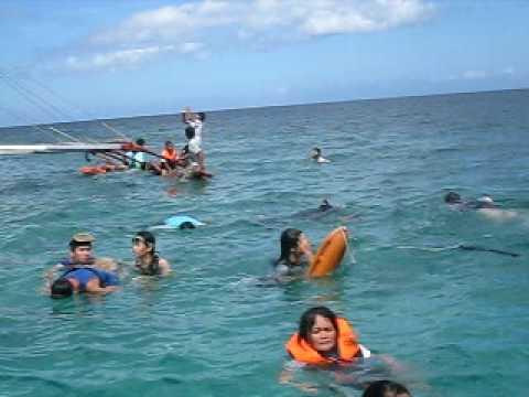 Roilo Golez family & friends, Looc Bay Fish Sanctuary Looc, Romblon, Philippines April '09 - 4