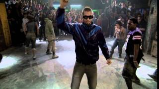 StepUp 3D - First Battle - Robo Dance full (HD 1080p)