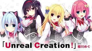 【ハミダシクリエイティブOP Full】Unreal Creation!
