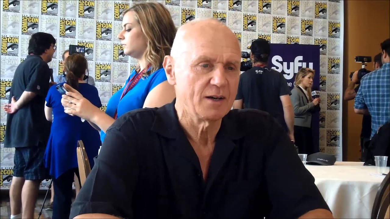 Download Dominion Q&A with star Alan Dale (SDCC 2014)
