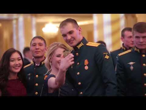 Выпускной Кремлевских курсантов. Организатор мероприятия Ксения Федорович