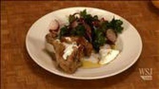 Fennel, Chili And Yogurt Roast Chicken With Parsley Salad: Slow Food Fast W/ Kitty Greenwald