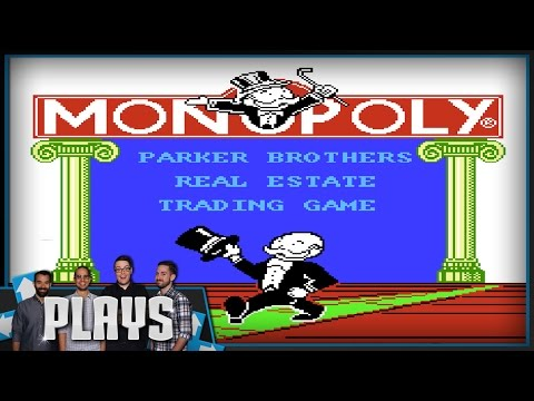 Let's Play Monopoly - Throwback Thursdays