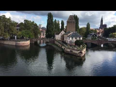 What to do and see in Strasbourg France | Walkthrough Visit  | Video Guide