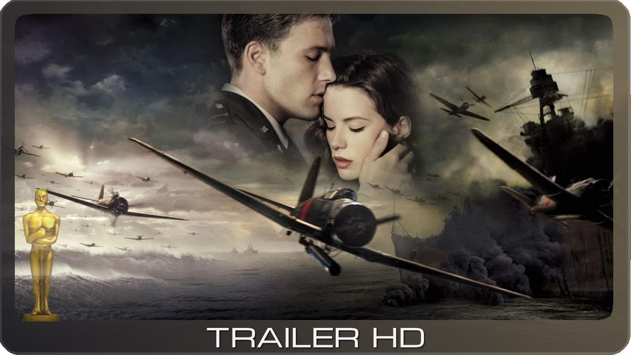 Pearl Harbor ≣ 2001 ≣ Trailer ≣ German   Deutsch