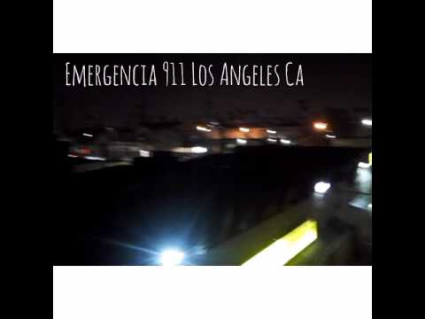 Emergency 911 los Angeles CA