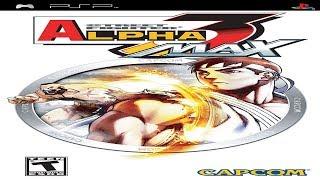 GamePlay - Street Fighter Alpha 3 Max - World Tour VERY HARD