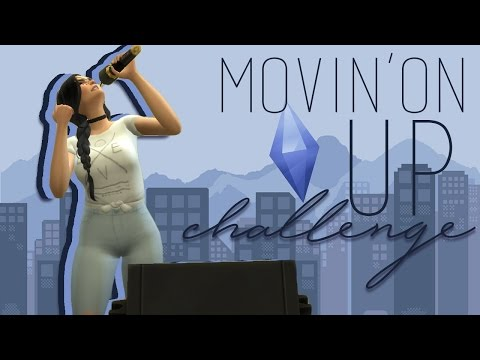 Sims 4: City Living |Movin On Up Challenge #1: Normal Quality Grilled Cheese
