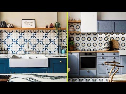 110 Beautiful Kitchen Wall Tiles Design Ideas Kitchen Backsplash Designs Youtube