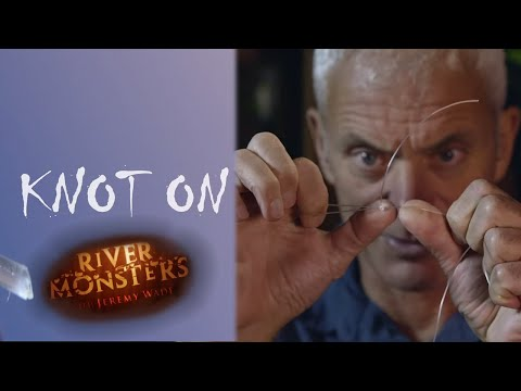 How To Tie A Perfection Loop Knot | River Monsters