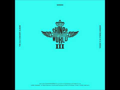 The Reason (SUNG by SHINee World)