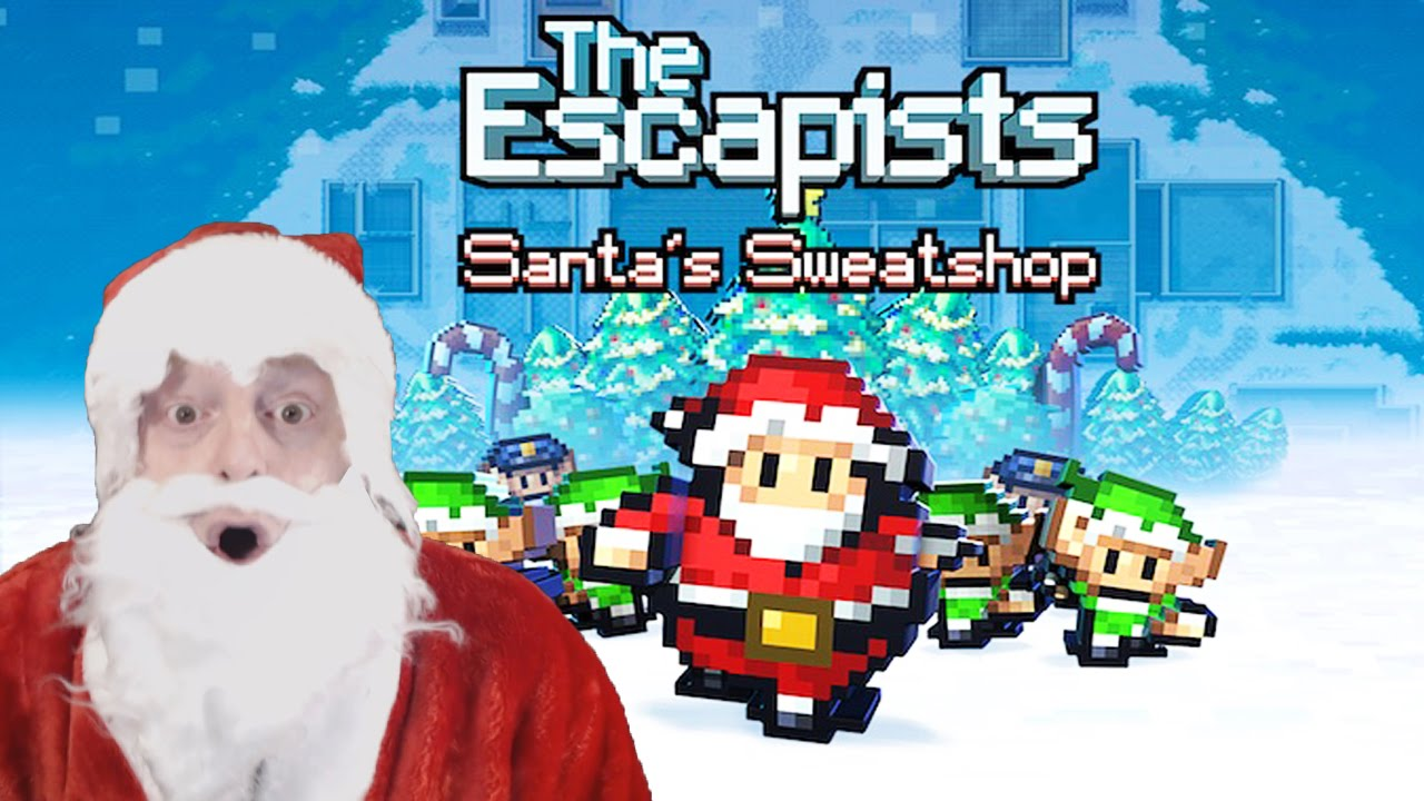 the escapists santas sweatshop online dating