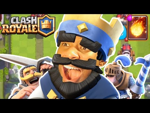 IM A NOOB AT THIS! HELP ME!!! | Clash Royale