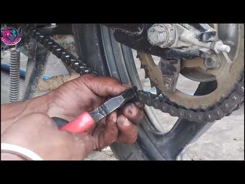 Bike Servicing At Home || Hero Hf Deluxe Bike || Honda Bike