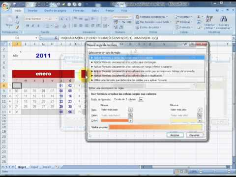 Cambio de tiempo de trabajo en Project 2010 - 1из YouTube · Длительность: 3 мин28 с