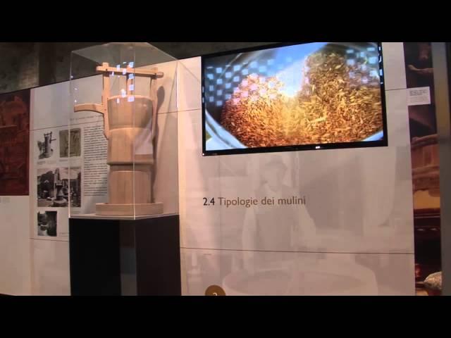 Presentazione Museo della Pasta