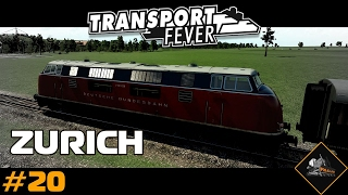 Adding Zurich | Transport Fever | North Atlantic #20