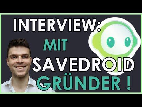INTERVIEW: Savedroid CEO | ICO aus Deutschland | Kryptowährungen 2018