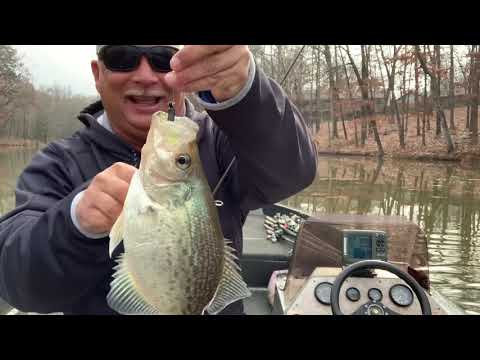 Donkey SLABS - Crappie Fishing - Smith Bros Baits