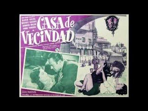 Casa De Vecindad Mexico 1951 David Silva   Andrés Soler