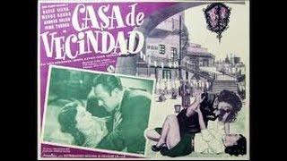 Casa De Vecindad Mexico 1951 David Silva   Andrés Soler YouTube Videos