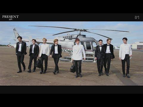EXO 화보집 'PRESENT ; gift' Teaser