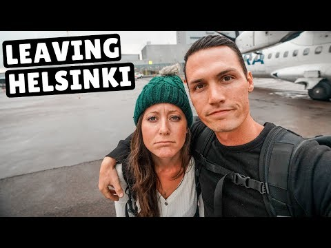 DISAPPOINTING Day in Helsinki | Finland Travel Vlog